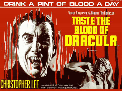 Taste The Blood Of Dracula 1970