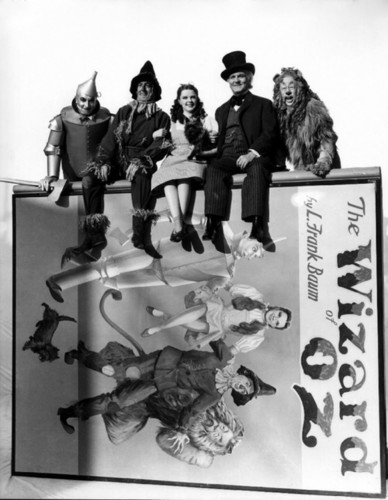 The wizzard of oz
