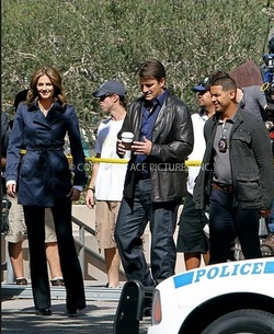 Castle Behind the Scenes Season 5