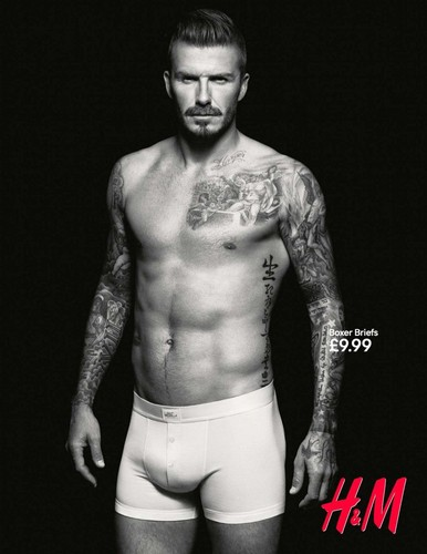 David Beckham: H&M Underwear - Second collection - 2012