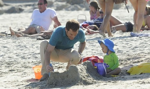 Dexter - Season 7 - Set Photo - 20th August 2012