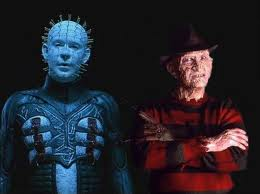 Freddy vs Pinhead