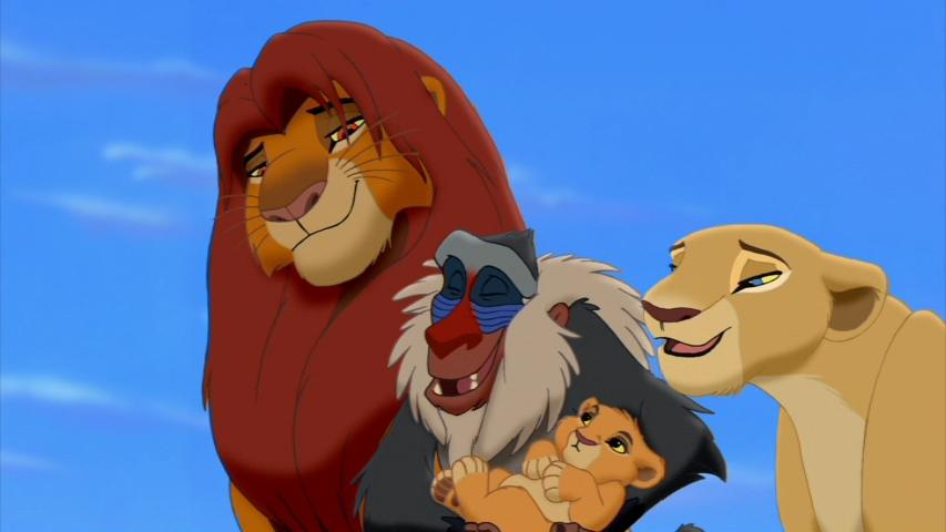 Happy Family The Lion King 2 Simba S Pride Dž§ç‰‡ 31899726 ƽ®æµç²‰ä¸ä¿±ä¹éƒ¨
