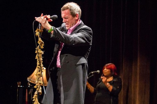 "Hugh Laurie- Iowa City ""Englert Theatre"" 17/08/2012"