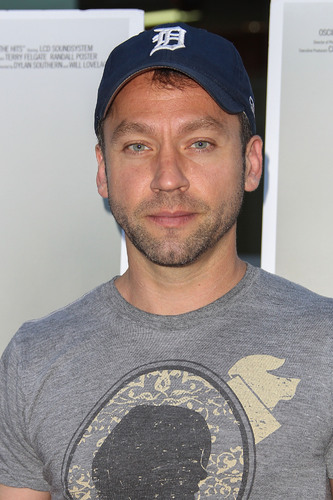"Michael Weston at the premiere of ""Shut up and play the hits"""