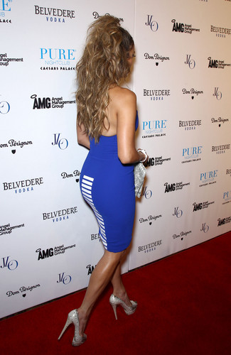 Pure Nightclub At Caesars Palace In Las Vegas [19 August 2012]