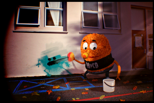 Rocky Robinson The Amazing World Of Gumball