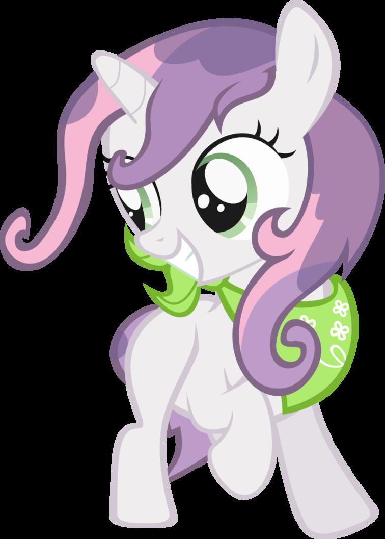 Sweetie Belle - My Little Pony Friendship is Magic Fan Art ...