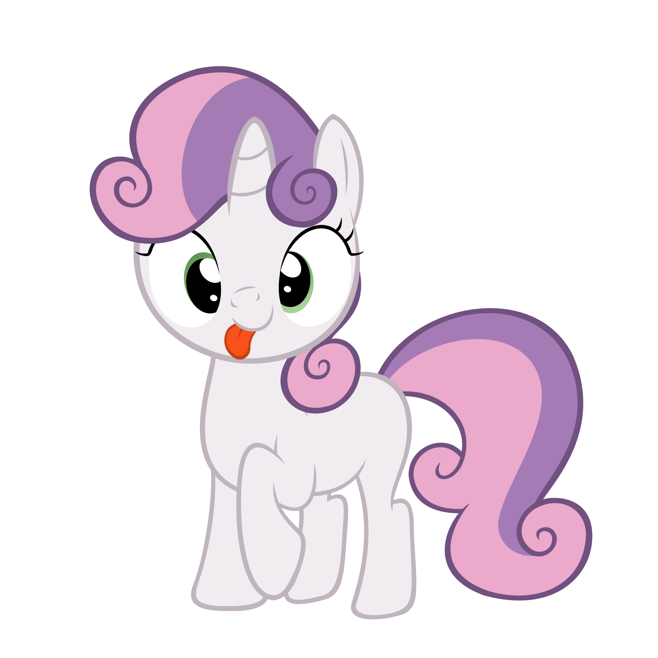 Sweetie Belle My Little Pony Friendship Is Magic Fan Art 31899745 Fanpop