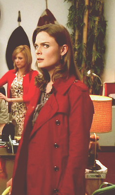 Temperance Brennan Long Coats