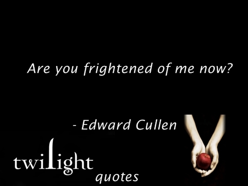 Twilight quotes 121-140