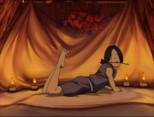 romantic sokka