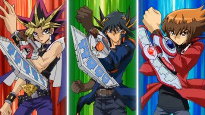 three men with an attractive movement <3 <3 especially yami <3