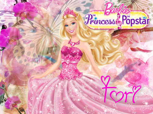 バービー The Princess And The Popstar