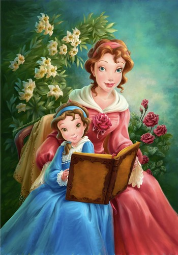 Belle and her Mother