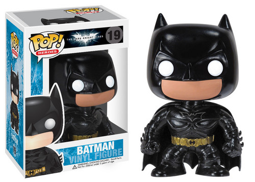 Dark Knight Rises Batman Collectable Pop Figure