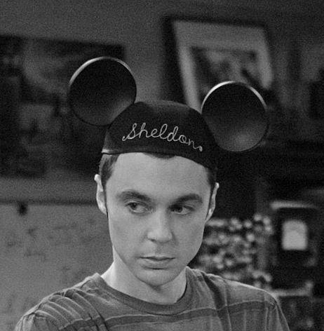 Just Sheldon :D