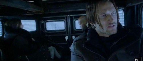 Leon in Resident Evil Retribution