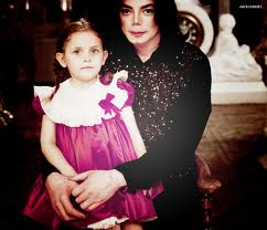 Michael And Daughter, Paris