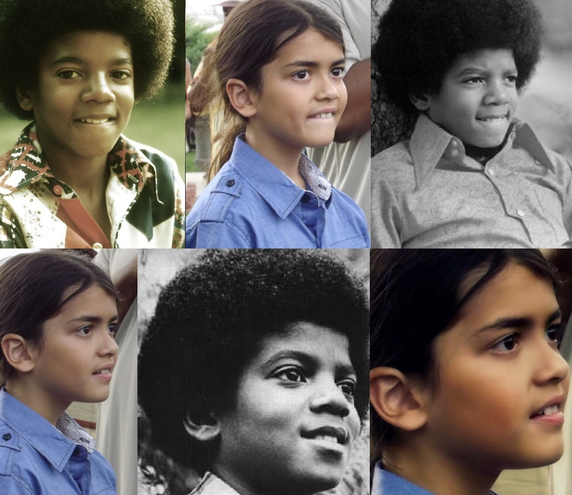 Michael Jackson and his son Blanket Jackson ♥♥