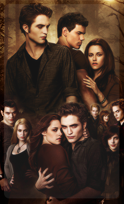 The Twilight Saga :)