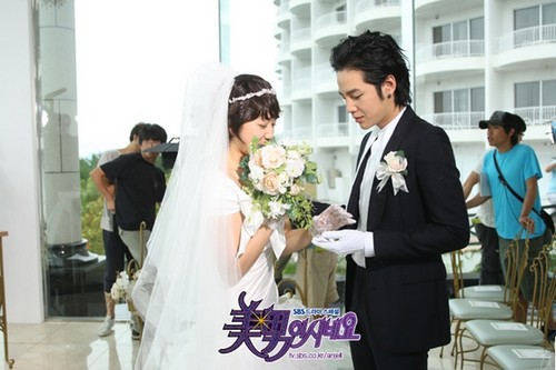 You are beautiful [ Go Mi Nam & Tae Kyung ]