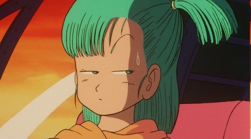 Bulma Brief - Screenshots DB Movie 1