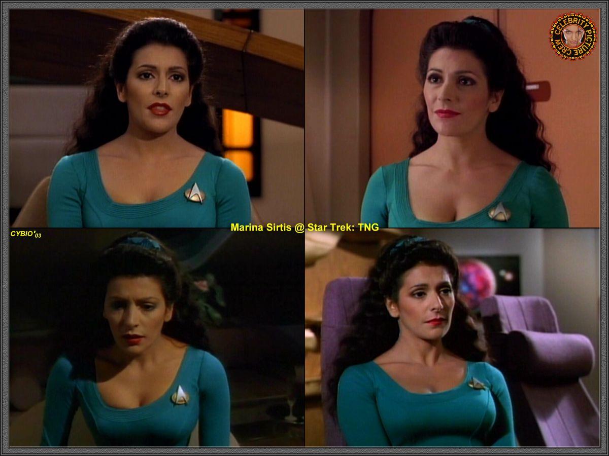 Deanna Troi - Star Trek-The Next Generation Fan Art