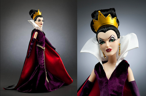 Evil Queen Desinger Doll