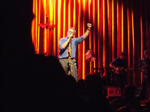 Hugh Laurie at the Turning Stone Casino 8/31/12.