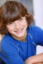 Jake short looking cute