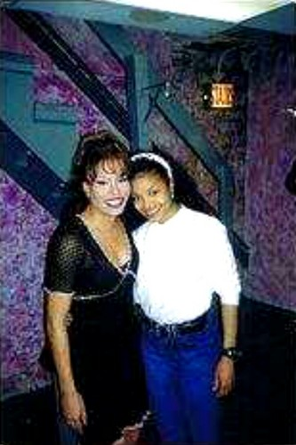 Janet's rare Photos