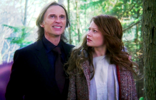 Mr. Gold & Belle