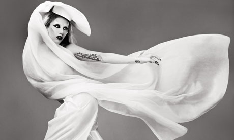 News Outtake Of Lady Gaga For Guardian Magazine