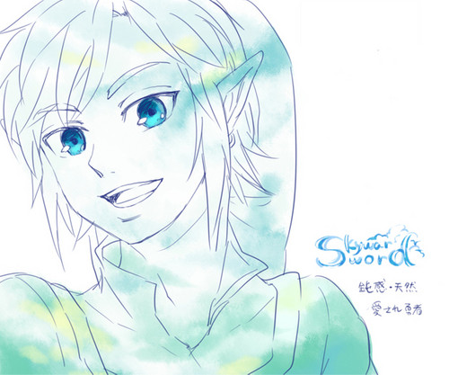 SS Link (Cute and Playful! :3)