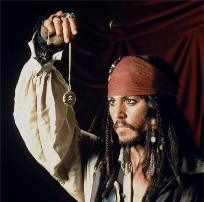 The Hottest Pirate around<3