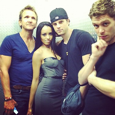 The Originals & Kat Graham #DragonCon2012