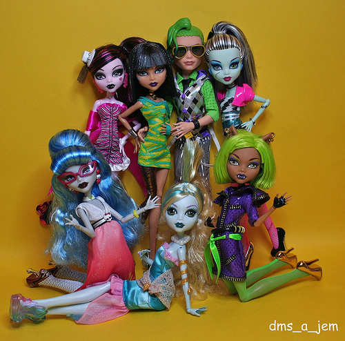 dawn of the dance dolls