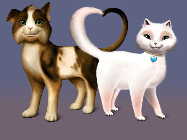 What pet sidekicks pair you like more? Poll Results ...